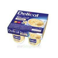 Delical Riz Au Lait Nutriment Vanille 4pots/200g à Genas