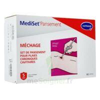 Mediset® Set De Pansement Plaie Chronique Méchage - Boîte De 5 Soins à Genas