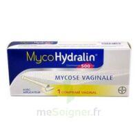 Mycohydralin 500 Mg, Comprimé Vaginal à Genas
