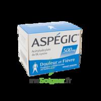 Aspegic 500 Mg, Poudre Pour Solution Buvable En Sachet-dose 20 à Genas