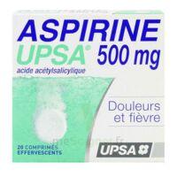 Aspirine Upsa 500 Mg, Comprimé Effervescent à Genas