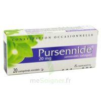 Pursennide 20 Mg, Comprimé Enrobé à Genas