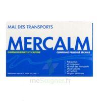 Mercalm, Comprimé Pelliculé Sécable à Genas
