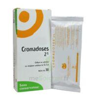 Cromadoses 2 Pour Cent, Collyre En Solution En Récipient Unidose à Genas