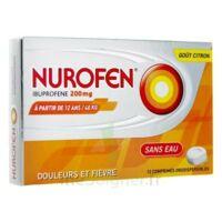 Nurofen 200 Mg, Comprimé Orodispersible à Genas