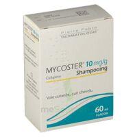 Mycoster 10 Mg/g Shampooing Fl/60ml à Genas