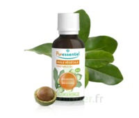 Puressentiel Huiles Végétales - HEBBD Macadamia BIO** - 30 ml à Genas
