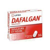 DAFALGAN 1000 mg Comprimés pelliculés Plq/8 à Genas