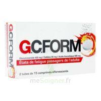 GCFORM, comprimé effervescent à Genas