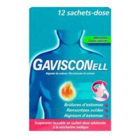 Gavisconell Suspension Buvable Sachet-dose Menthe Sans Sucre 12sach/10ml à Genas