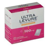 Ultra-levure 100 Mg Poudre Pour Suspension Buvable En Sachet B/20 à Genas