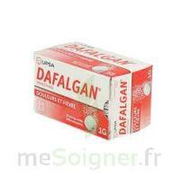 Dafalgan 1000 Mg Comprimés Effervescents B/8 à Genas