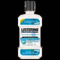 Listerine Professionnel Bain Bouche Traitement Sensibilité 500ml à Genas