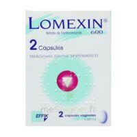 Lomexin 600 Mg Caps Molle Vaginale Plq/2 à Genas