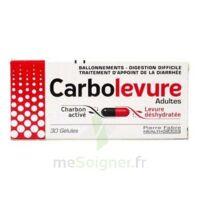 CARBOLEVURE Gélules adulte Plq/30 à Genas