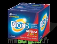 Bion 3 Défense Junior Comprimés à Croquer Framboise B/30