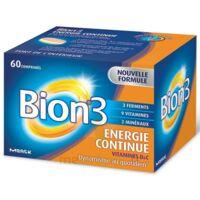 Bion 3 Energie Continue Comprimés B/60 à Genas