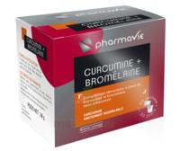 PHARMAVIE CURCUMINE + BROMÉLAÏNE 20 sachets à Genas