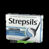 Strepsils lidocaïne Pastilles Plq/24 à Genas