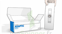 Adaptic Doigtier, Moyen, Diamètre 2,4 Cm , Bt 3 à Genas