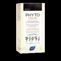Phytocolor Kit coloration permanente 3 Châtain foncé à Genas