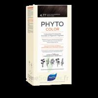 Phytocolor Kit coloration permanente 4.77 Châtain marron profond à Genas