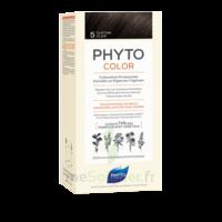 Phytocolor Kit coloration permanente 5 Châtain clair à Genas