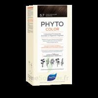 Phytocolor Kit coloration permanente 5.7 Châtain clair marron à Genas