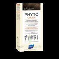 Phytocolor Kit coloration permanente 6.7 Blond foncé marron à Genas