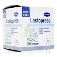 Lastopress® Bande De Compression Cohésive 7 Cm X 3 Mètres - Coloris Blanc à Genas