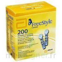 Freestyle Papillon Lancettes B/200 à Genas