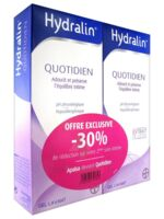 Hydralin Quotidien Gel Lavant Usage Intime 2*200ml à Genas