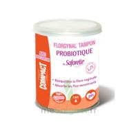 Florgynal Probiotique Tampon périodique avec applicateur Mini B/9 à Genas