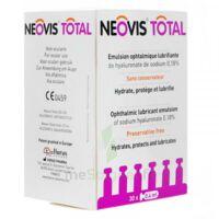 NEOVIS TOTAL Solution ophtalmique lubrifiante pour instillation oculaire 30 unidose 0,4ml à Genas