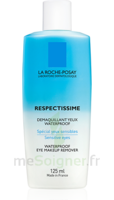 Respectissime Lotion waterproof démaquillant yeux 125ml à Genas