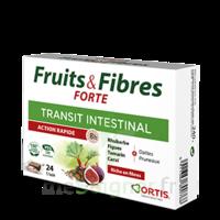 Ortis Fruits & Fibres Forte Cube à Mâcher B/12 à Genas