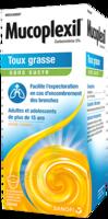 Mucoplexil 5 % Sirop édulcoré à La Saccharine Sodique Sans Sucre Adulte Fl/250ml à Genas