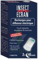 Insect Ecran Tablette Recharge Diffuseur B/2 à Genas