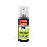 Cinq sur Cinq Zones Tempérées Lotion anti-moustique 100ml à Genas