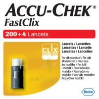 Accu-chek Fastclix Lancettes B/204 à Genas