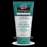 Neutrogena Crème pieds très secs et abîmés T/150ml à Genas
