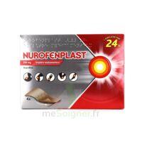 NUROFENPLAST 200 mg Emplâtre médic 4Sach à Genas
