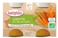 Babybio Pot Carotte à Genas