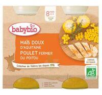 Babybio Pot Mais Doux Poulet à Genas