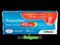 Ibuprofene Mylan Conseil 400mg, Comprimés Pelliculés à Genas
