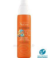 Avène Eau Thermale Solaire Spray Enfant 50+ 200ml à Genas