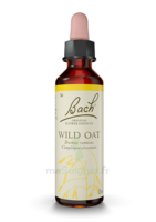 Fleurs de Bach® Original Wild Oat - 20 ml à Genas