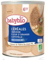 Babybio Céréales Verveine Fleur D'oranger Camomille à Genas