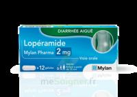 Loperamide Mylan Pharma 2mg, Gélules à Genas