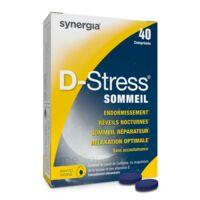 D-STRESS Sommeil Comprimés B/40 à Genas
